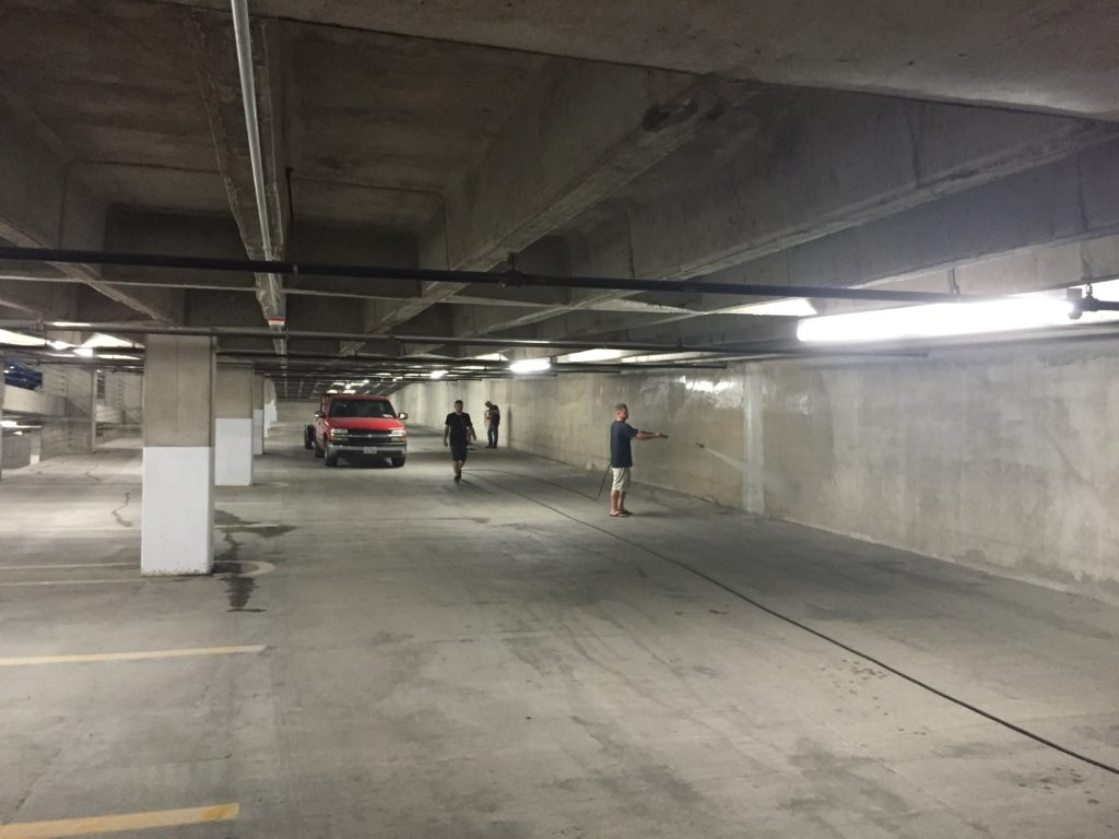 4 Reasons Why Parking Garage Cleaning is Important