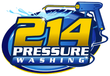 214 Pressure Washing Logo